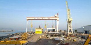 Fincantieri Ancona: 1000 posti di lavoro con Piano Sviluppo