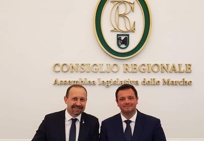 """CARLONI E ARRIGONI: """"IL MANCATO SOSTEGNO ALL'ARTIGIANATO E' IL VERO PROBLEMA DELLA REGIONE MARCHE"""