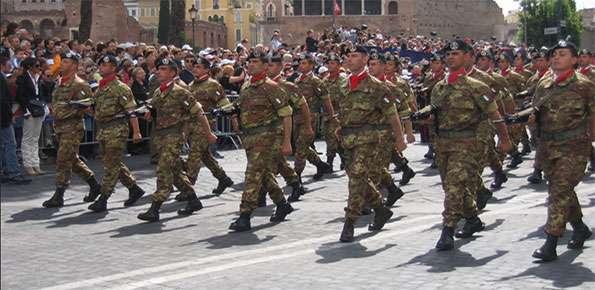 Concorso Esercito: Bando 93 Ufficiali – scadenza 20 Aprile 2020