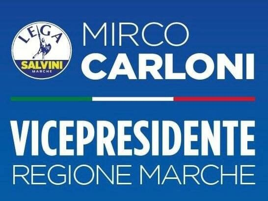 MIRCO CARLONI VICEPRESIDENTE REGIONE MARCHE