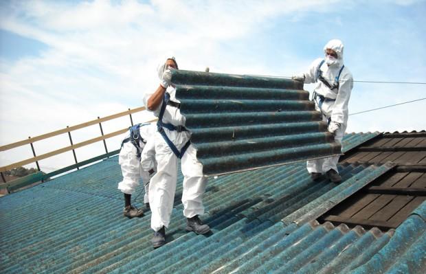 Contributi alle famiglie per la rimozione e lo smaltimento di modeste quantità di rifiuti contenenti amianto.